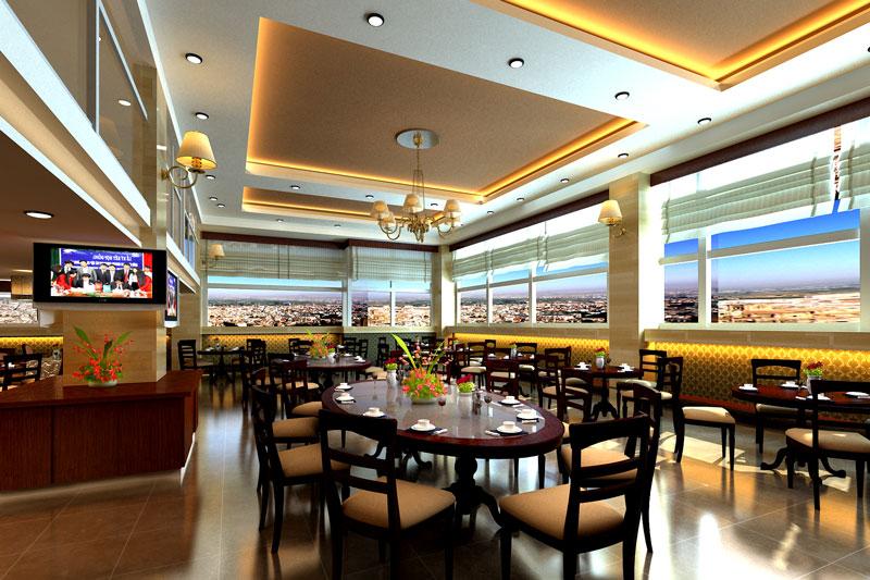 Phòng ăn lớn góc 1