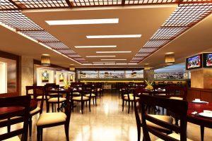 Phòng ăn lớn góc 3