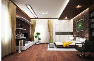 Phòng Ngủ Lớn Tầng 3