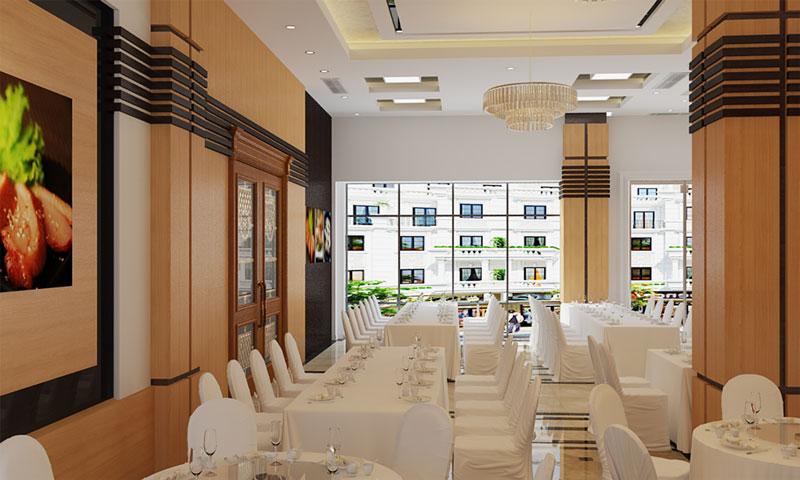 Phòng ăn Lớn