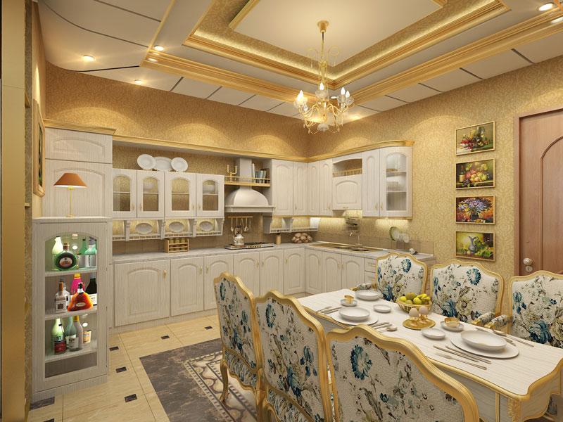 Phòng Bếp + Ăn