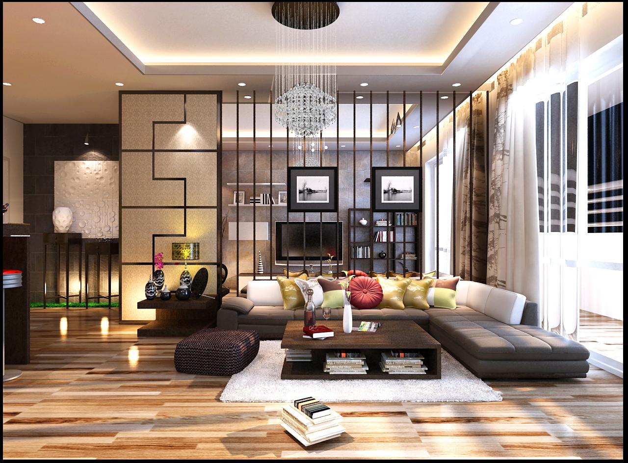 Thiết kế nội thất các công trình dân dụng