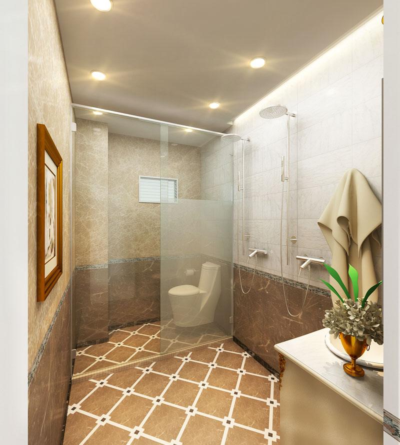 Phòng Tắm Tráng