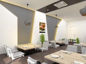 Phòng ăn Kiểu Hàn