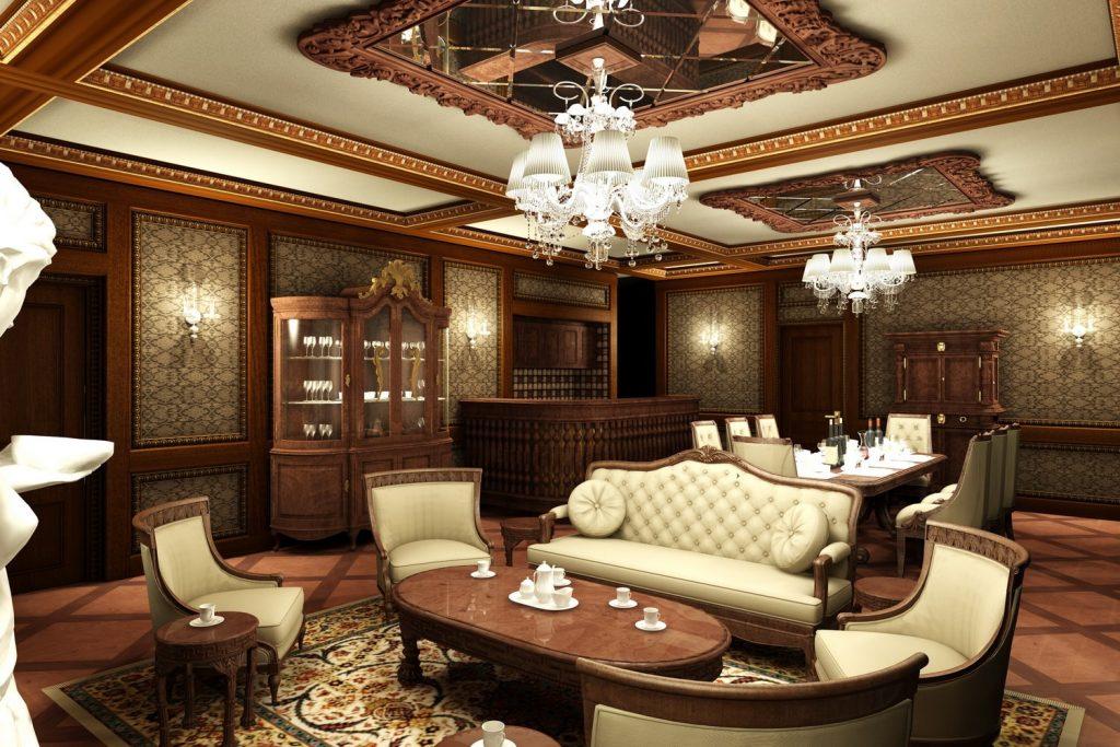 Biệt Thự đẹp Theo Phong Cách Tân Cổ điển, Xu Hướng Của Thế Kỷ 211 Min