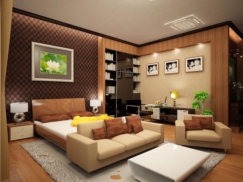 Phòng Ngủ Lớn Tầng 4