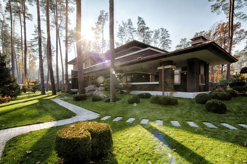 8 10 Mẫu Biệt Thự Nhà Vườn đẹp Nhất Năm 2017.10