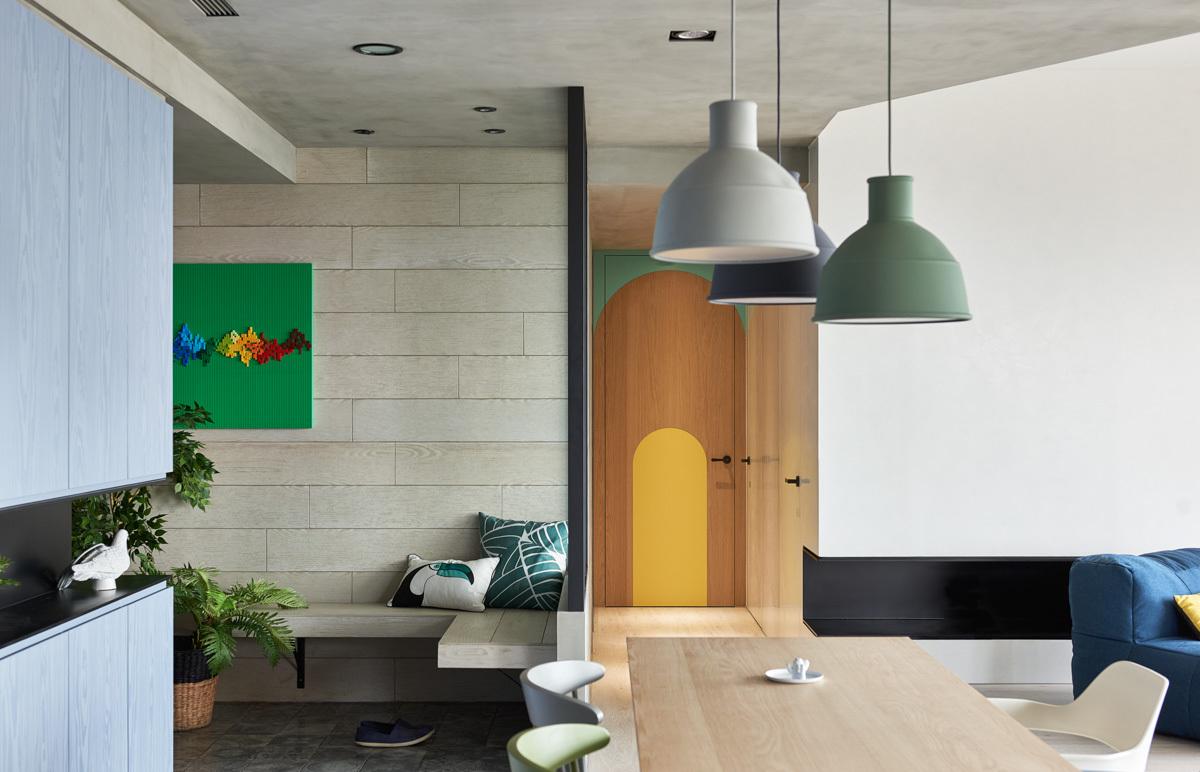 Mẫu nội thất chung cư đẹp tương lai