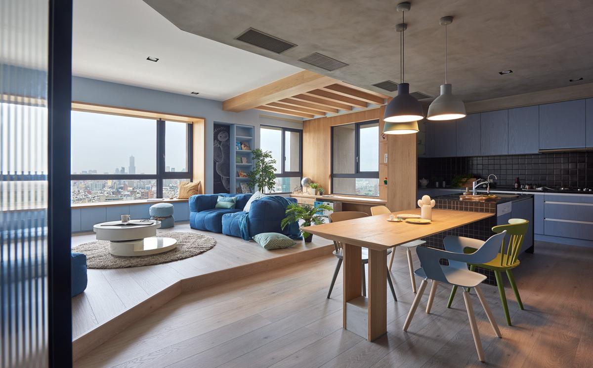Mẫu nội thất chung cư tương lai