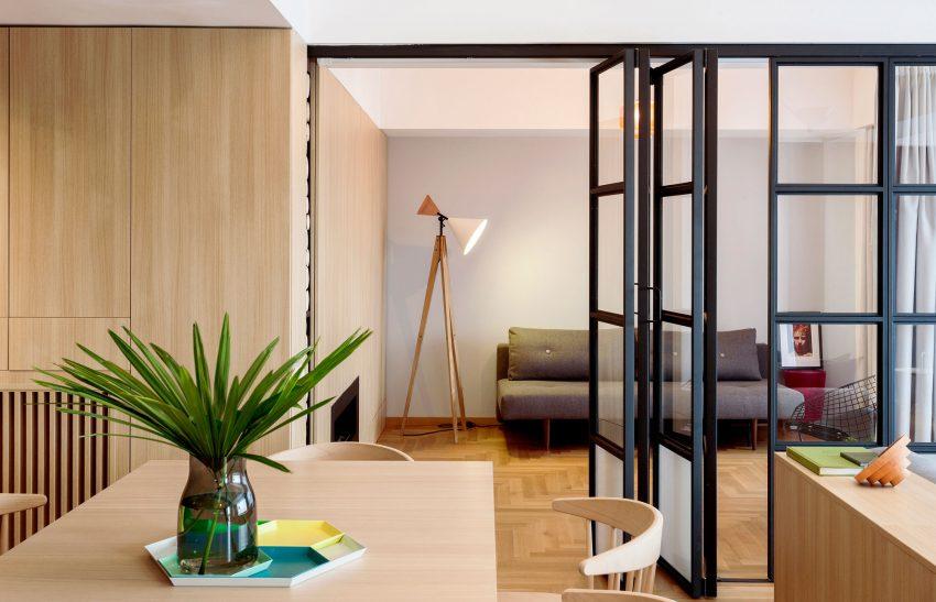 Mẫu thiết kế nội thất cho phòng khách