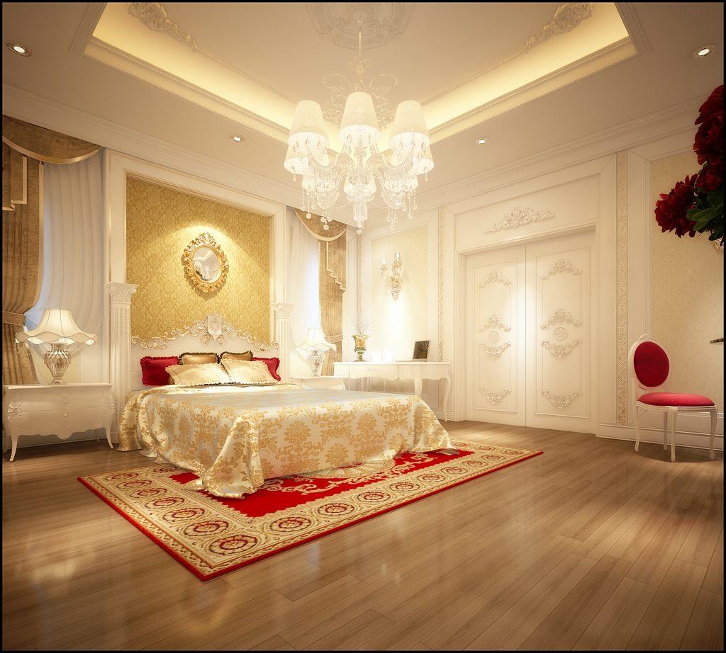 5.Nội Thất Phòng Ngủ Cho Gia Chủ Mệnh Kim Bình An Và Thăng Hoa1
