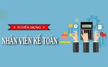TOP CÁC VỊ TRÍ TUYỂN DỤNG NHÂN VIÊN KẾ TOÁN THÁNG 12 2017 600x375