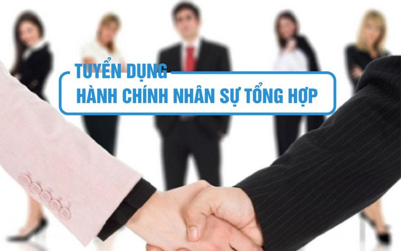 Nhan Vien Hanh Chinh Nhan Su