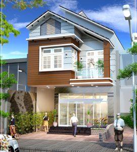 3. Thiết Kế Kiến Trúc Biệt Thự Tại Bắc Ninh (12)