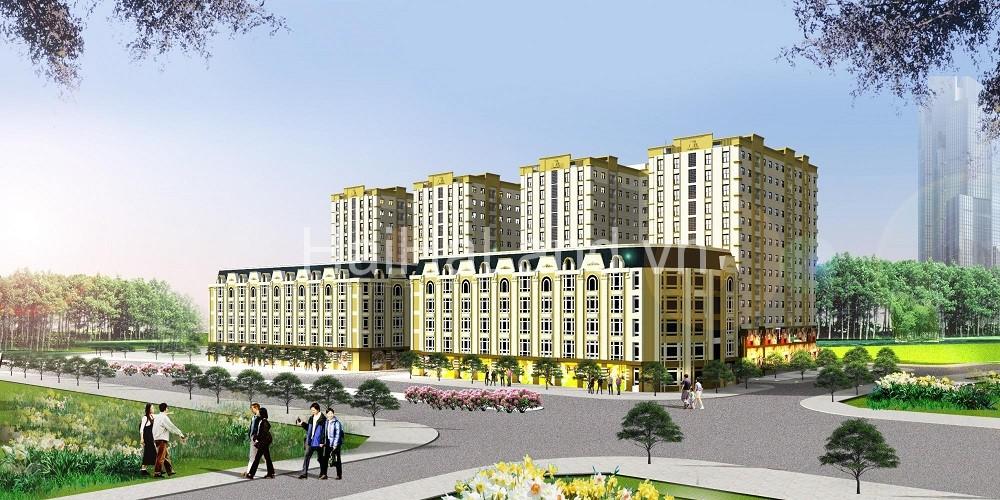 thi công xây dựng nhà ở xã hội tại bắc ninh Kinh Bac Plaza