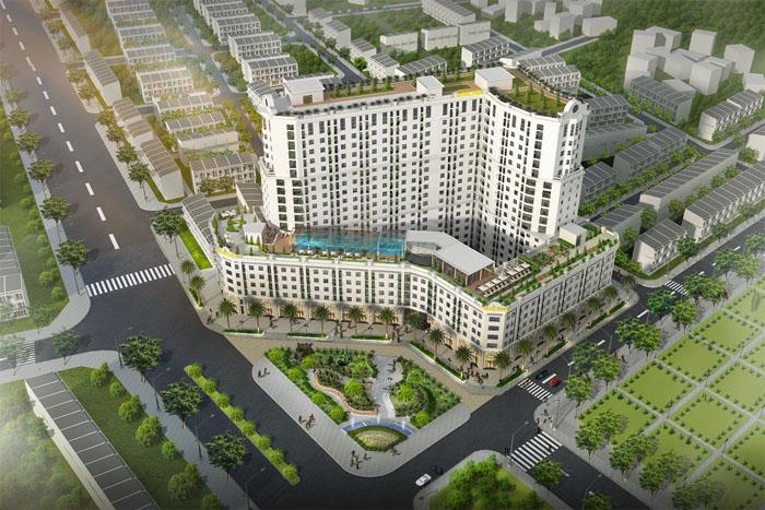 thiết kế xây dựng dân dụng tại bắc ninh Royal Park Bac Ninh