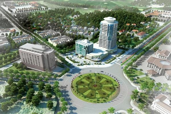 thiết kế xây dựng dân dụng tại bắc ninh Vinhomes Bac Ninh