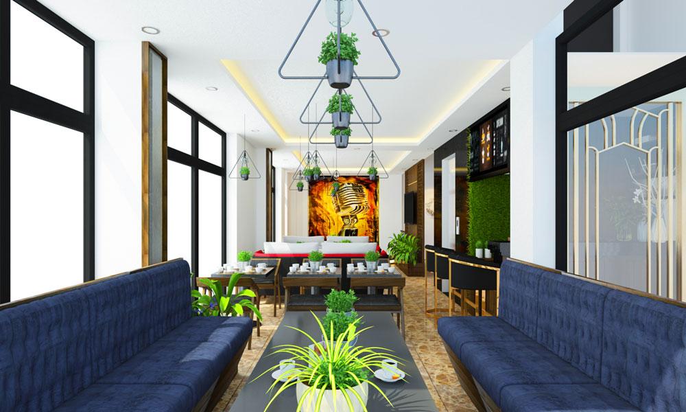 Thiet Ke Noi That Cafe Nha Chi Ly TANG 2 V4