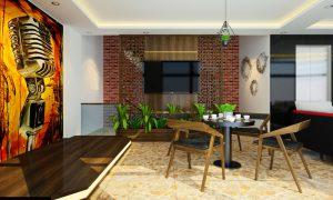 Thiet Ke Noi That Cafe Nha Chi Ly TANG 2 V7