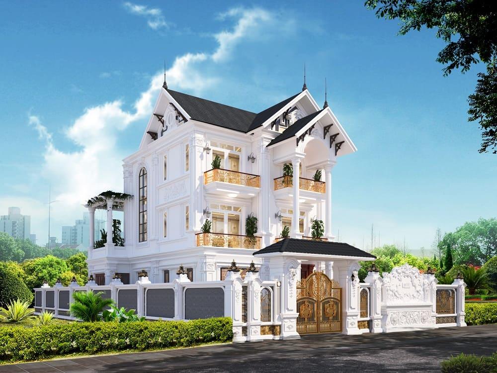 Biet Thu Nha Vuon Gia Dinh Anh Hung 2