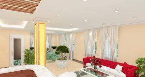 Phoi Canh 3D Tang 2 Spa Mr Phuoc
