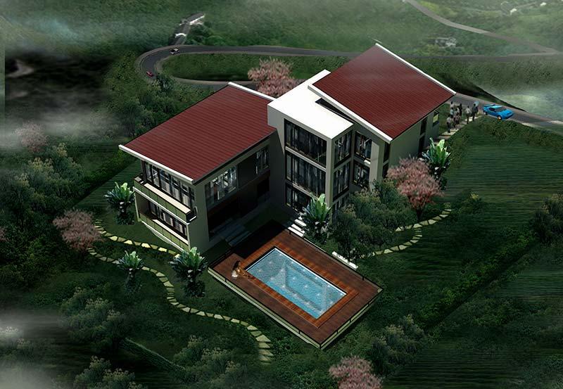 Khu Nghi Duong Yen Quang Hoa Binh 2