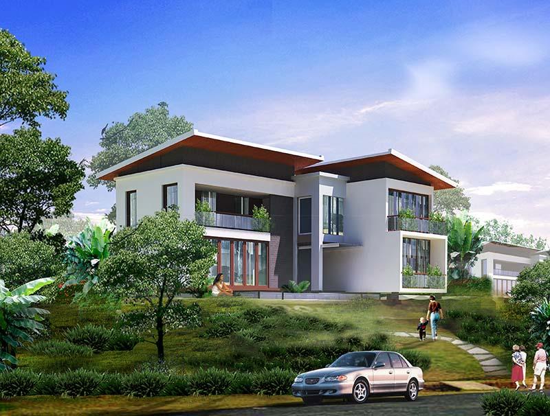 Khu Nghi Duong Yen Quang Hoa Binh 5