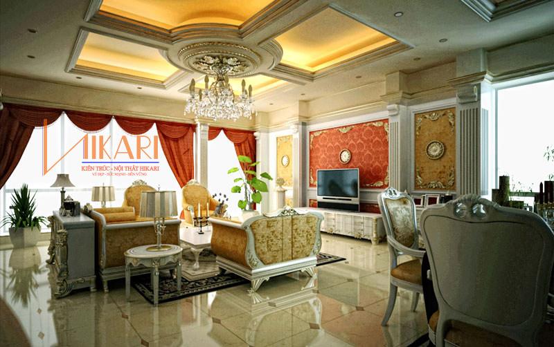 Cong Ty Thiet Ke Noi That Uy Tin Tai Bac Ninh