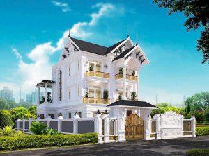 Dac Diem Biet Thu Nha Vuon