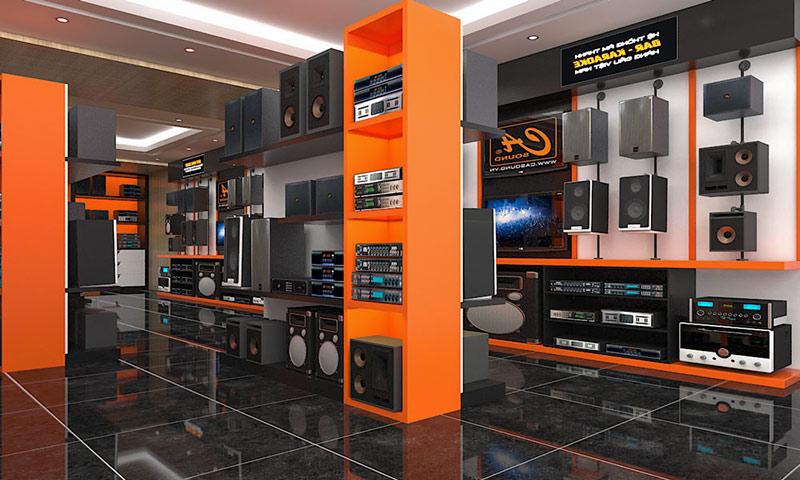 Luu Y Khi Thiet Ke Noi That Showroom 1