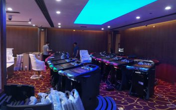 Dac Diem Thiet Ke Noi That Casino