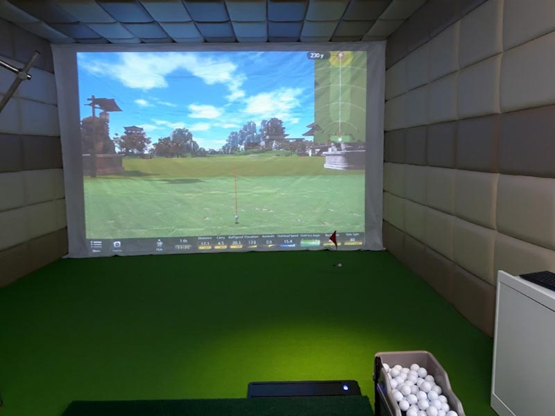 Luu Y Khi Set Up Phong Tap Golf 3d Tai Nha
