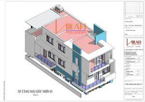 Mau Thiet Ke Nha Pho 3 Tang Tai Bac Ninh 10