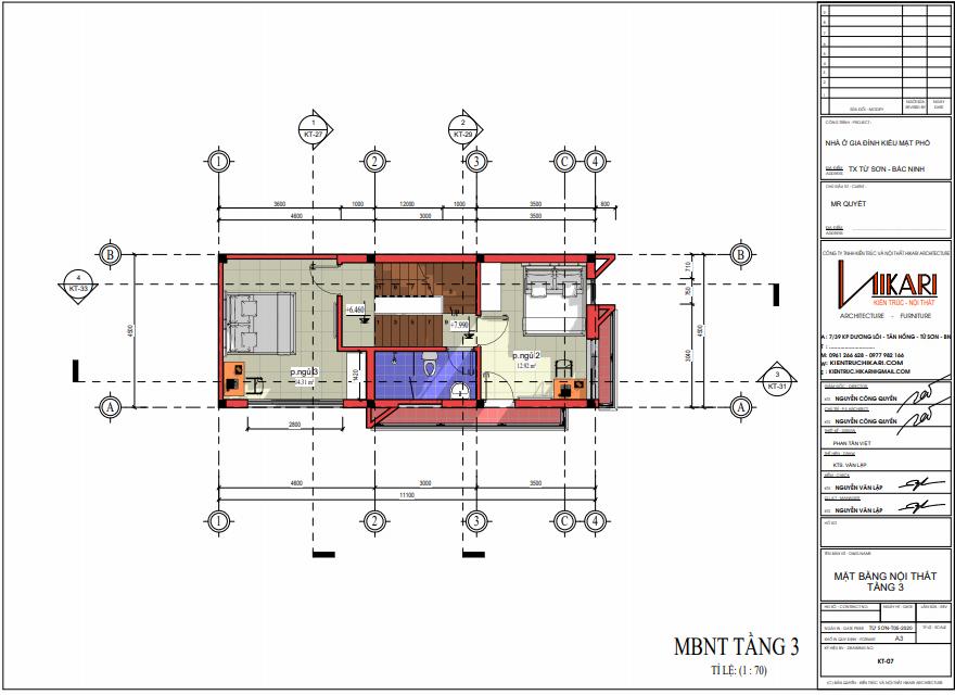 Mau Nha 3 Tang Huong Tay 11
